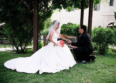 Mr. & Mrs. Damien Ochoa