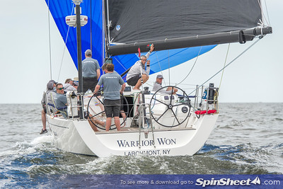 2017 Annapolis to Newport Friday Start