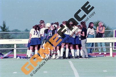 1997-1998 Women's Field Hockey