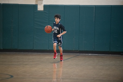 Mateo's game with Westwood