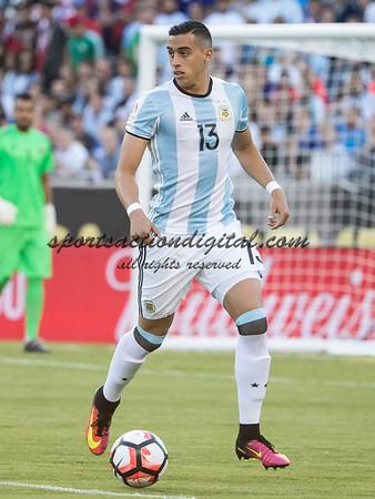Argentina vs Venezuela 6-18-16