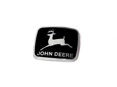 JOHN DEERE BADGE EMBLEM MEDALLION TNY41014