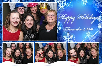 Illini State Trucking - Holiday Party 2016