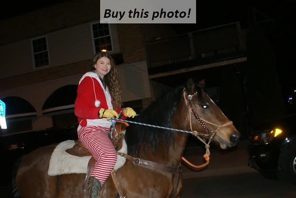 Brooten lighted Christmas parade 12-12