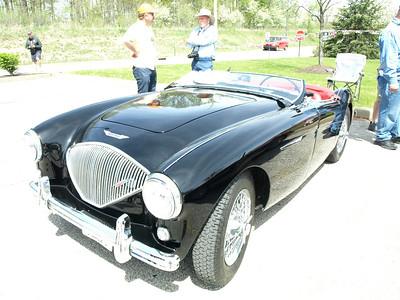 British Car Show in Solon, Ohio