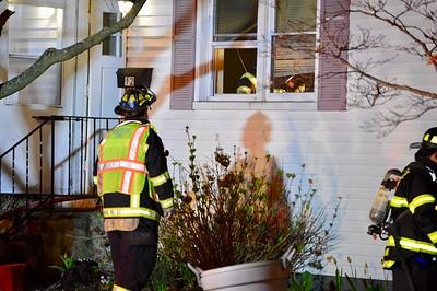 Montrose, Structure Fire, Lent Ave