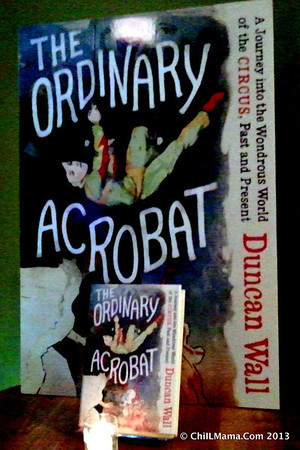 The Ordinary Acrobat Book Tour-City Winery Chicago