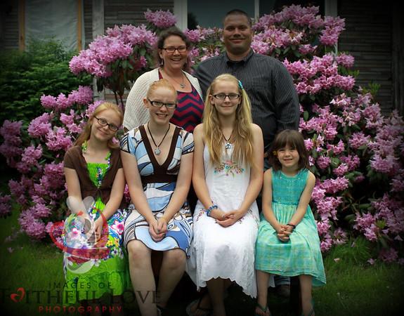 Miller Family 6-9-14