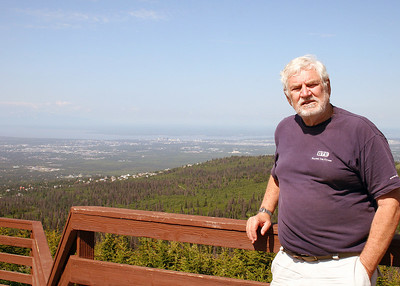 7/3/06 -Views from Flattop Mountain - Anchorage, AK