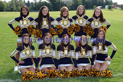 2013 Cheer / 4 x 6 Team Photos