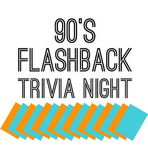 90s Trivia Night