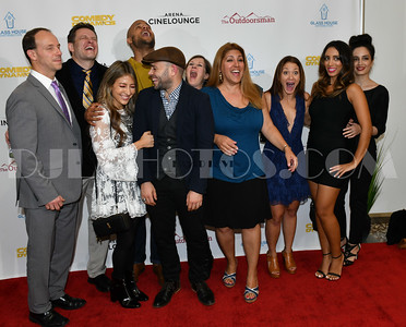 Red Carpet Screening of The Outdoorsman in Hollywood