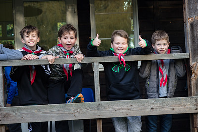 9th Walton Cubs - Autumn Camp 2018