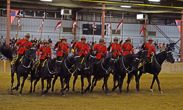 Royal Canadian Mounted Police 2018