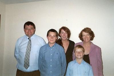 Margaret's Family & House