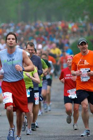 Cleveland Marathon & Half Marathon 2011