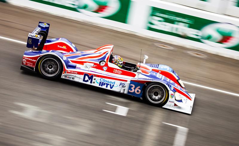 Honda Performance Development ARX-01d, LMP2
