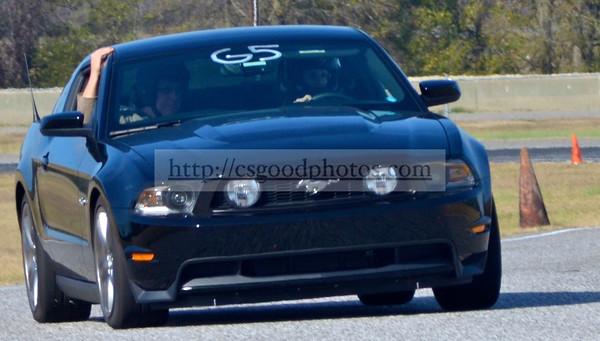Car G5 at Santa Run