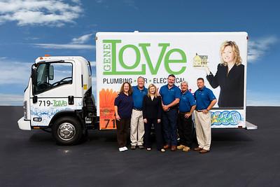Gene Love Truck Photography
