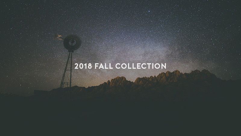 2018 Fall Promo