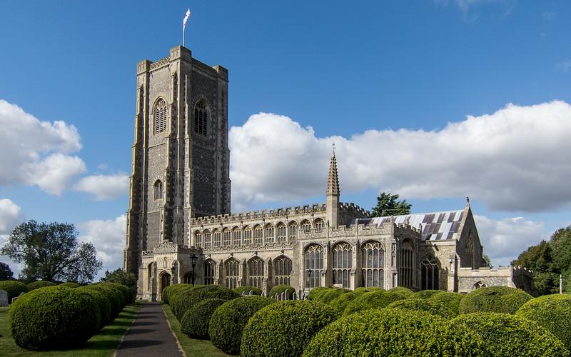 Lavenham, St.Peter and St. Paul