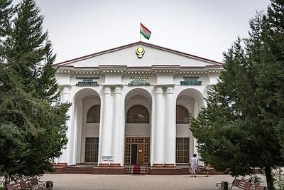 Dushanbe 2016