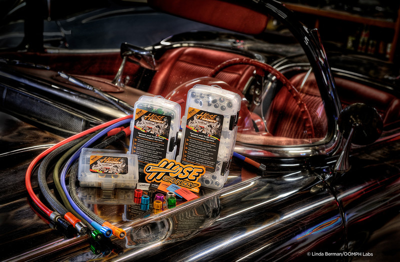 Hose Candy hose product on hood 7601 copy 7.5x5.jpg