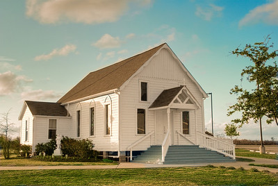 St Katherine Drexel In Hempstead Texas