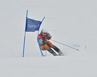 2-5-10 CHSSA GS at Vail - Ladies Run #2