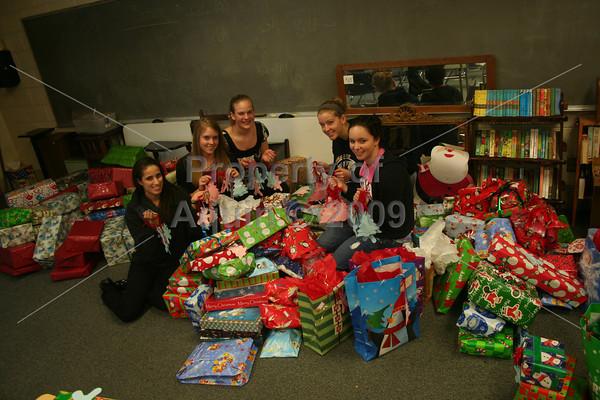head start christmas gifts . 12.14.09
