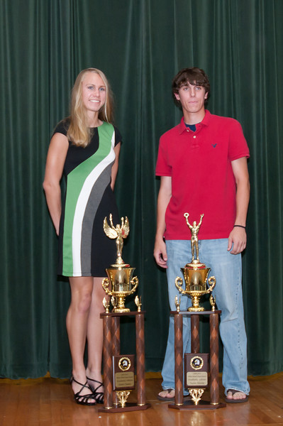 Hokes Bluff Athletic Banquet 2010, May 17, 2010