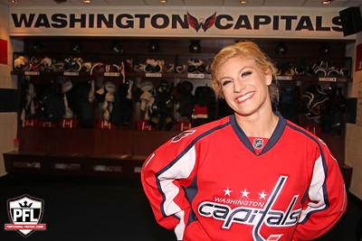 PFL's Kayla Harrison Takes DC