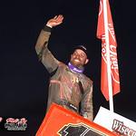Angell Park Speedway - All Star Sprints - 6/6/21 - Paul Arch