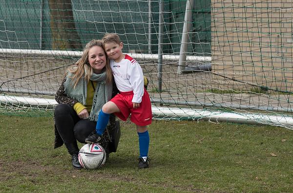 Sven en het voetbal