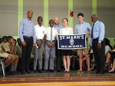 Choir Barbados Trip