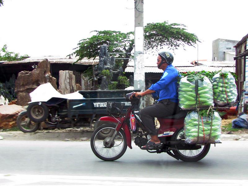 92-Motorbike transport