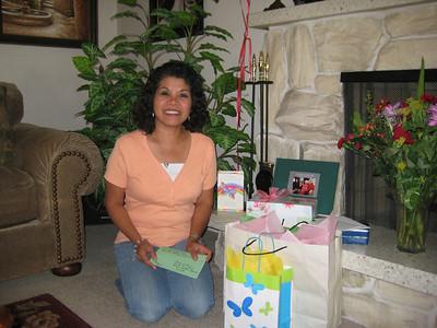 Cora's 49th Birthday
