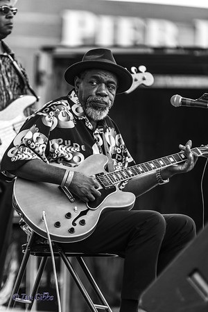 Lurrie Bell at Bayfront Blues Festival - 190811