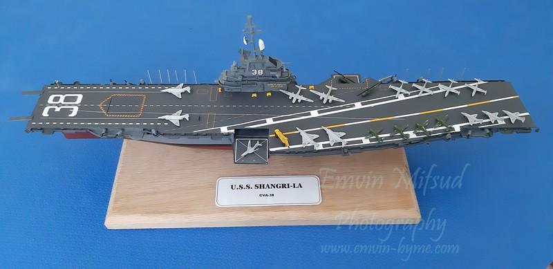 USS Shangri-La CVA 38