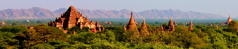 Bagan: Temple Landscapes