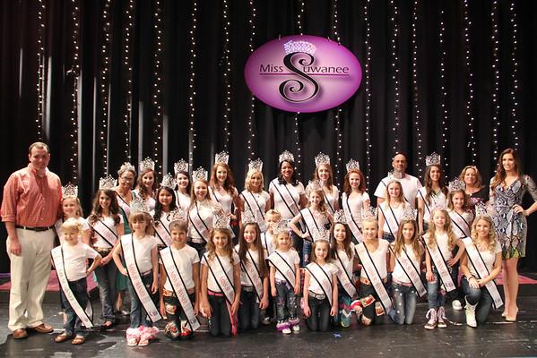 Miss Suwanee 2014