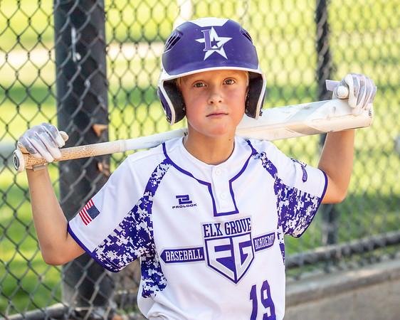 Royal McKinney baseball
