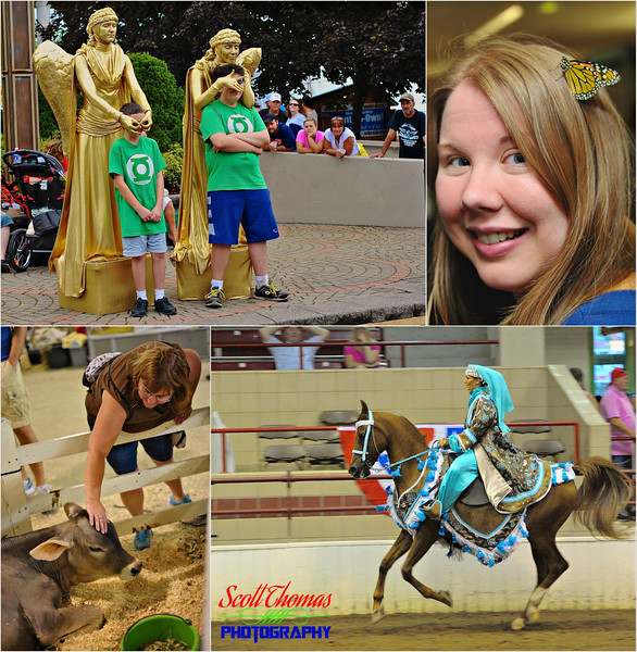 Highlights from the 2014 New York State Fair in Syracuse, New York.