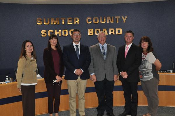 2020 - New Board Member Reception