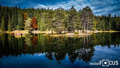 Herbst am Möserer See