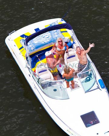 Lake Murray 2013 - Drag Boat Races