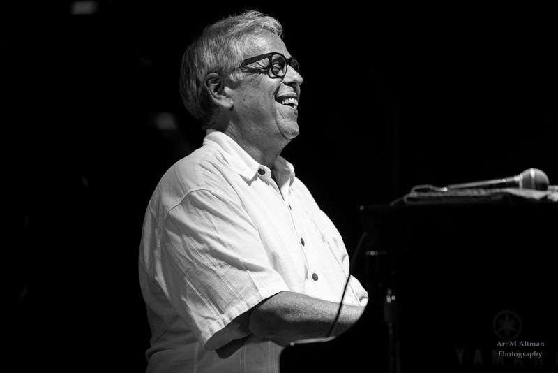 Kenny Werner:  jazz composer & piano
