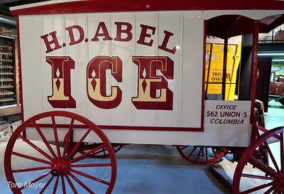 Antique Ice Tool Museum