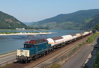 The Rhine & Mossel