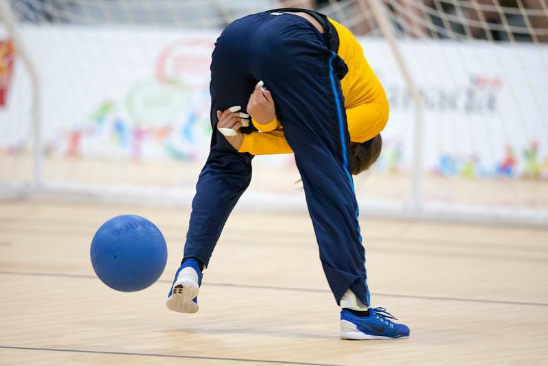 Goalball Feminino